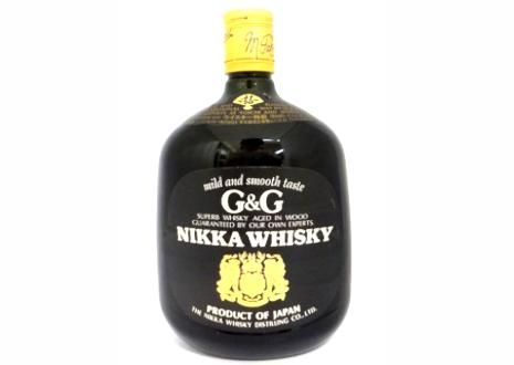 NIKKA(ニッカ) G&G 黒ビン