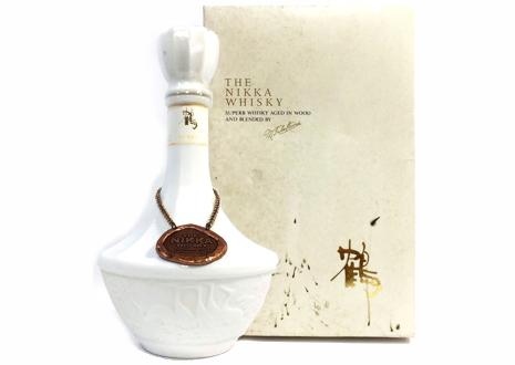 NIKKA(ニッカ) 鶴 白瓶