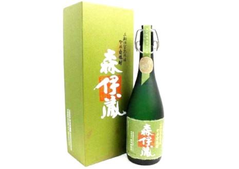 鳥取県鳥取市のお客様から森伊蔵 極上の一滴を宅配買取させて頂きました。