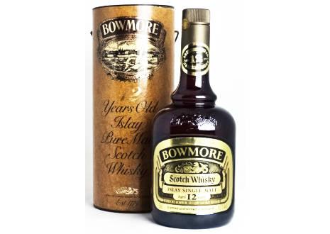 ボウモア 12年 ダンピーボトル 旧ボトル
