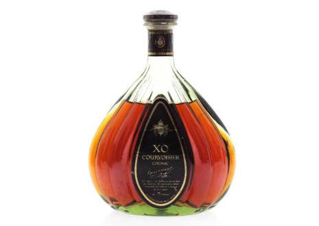 クルボアジェ X.O. グリーンボトル