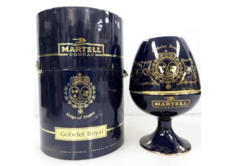 マーテル ゴブレット ロイヤル リモージュ 陶器ボトル