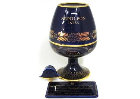 マーテル ナポレオン エクストラ リモージュ 陶器ボトル