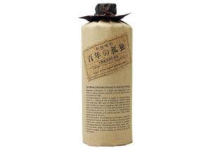 群馬県安中市のお客様よりプレミア焼酎「百年の孤独」を宅配買取させて頂きました。