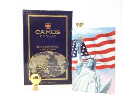 カミュ ブックシリーズ デスティネーションコレクション アメリカ 自由の女神