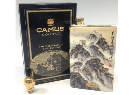 カミュ ブックシリーズ デスティネーションコレクション 中国 万里の長城
