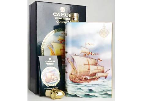 カミュ ブックシリーズ コロンブス アメリカ大陸発見500周年 記念ボトル