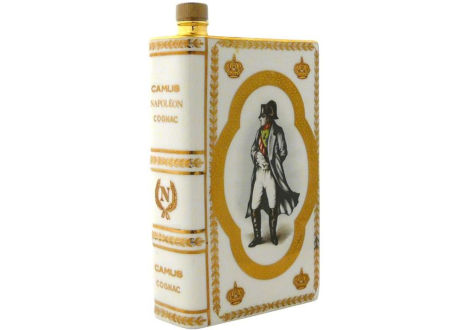 カミュ ブックシリーズ ナポレオン 白