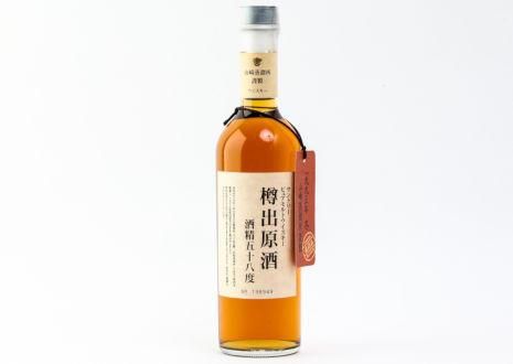 サントリーピュアモルト 山崎蒸留所 樽出原酒 酒精五十八度