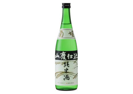 菊姫 純米酒 山廃純米 720ml