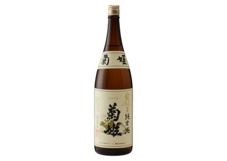 菊姫 純米酒 金劒 1800ml