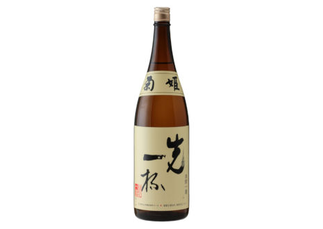 菊姫 純米酒 先一杯 1800ml