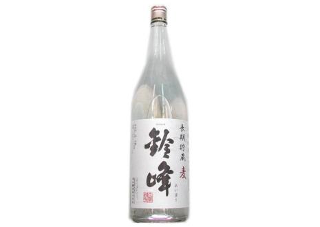 長期貯蔵 麦焼酎 鈴峰 (れいほう)