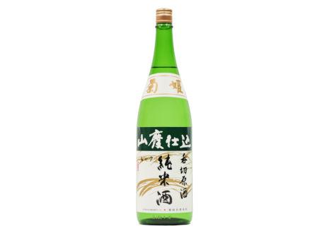 菊姫 純米酒 山廃純米呑切原酒 1800ml 夏季限定