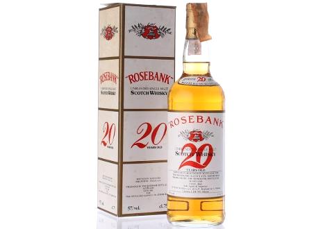 ローズバンク 20年 アンブレンデッド シングルモルト
