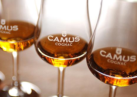 「カミュ」は150年以上の歴史を誇る老舗コニャックブランド
