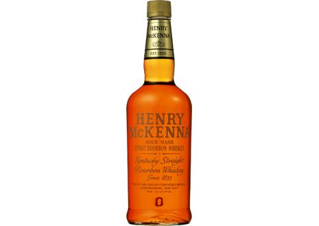 ヘンリーマッケンナ 旧ボトル