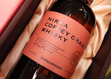 高価買取!NHKの朝ドラでおなじみの国産ウイスキー「ニッカ」の再販品