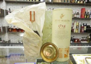 鹿児島県垂水のお客様からレミーマルタン1738を宅配買取させていただきました。