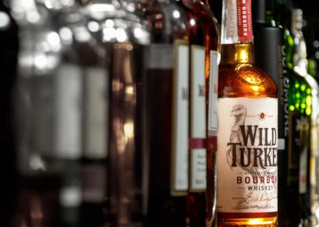 ワイルドターキーの種類とアルコール度数