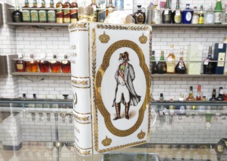 青森県弘前市のお客様よりカミュ・ナポレオン・ブックホワイトを宅配買取